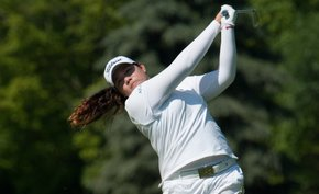 Golfweek.com&#39;s Julie Williams breaks down the leaderboard at the 37th Junior PGA Championship in Ft. Wayne, Ind.