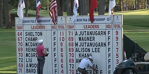 37th Junior PGA: Tournament recap