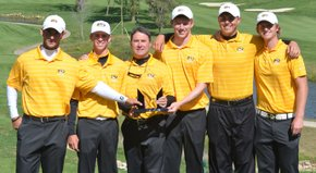 A look back at Missouri's victory at the Golfweek Conference Challenge at Spirit Hollow.
