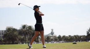 A look at the first round of the Golfweek Div. III Fall Invitational in Sandestin, Fla.