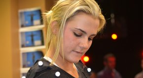 Golfweek was granted exclusive access to Lexi Thompson as she went through a motion-capture session in Orlando as part of the building of the EA Sports Tiger Woods PGA TOUR '14.