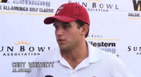 Our Lance Ringler and Sean Martin break down the first day of action at the Western Refining All-America Golf Classic at El Paso Country Club.