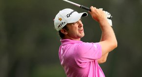 PGA Tour winner Martin Laird shows off his swing from multiple angles.