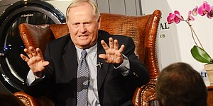 Video: Jack Nicklaus at Junior Invitational