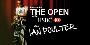 VIDEO: Ian Poulter prepares for The Open: Wednesday