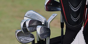 VIDEO: Take a tour of Adam Scott's winning bag at Barclays