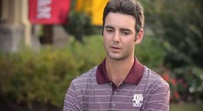 We sit down to talk with individual winner, Ben Crancer of Texas A&M, after stroke play at the Dick's Collegiate Challenge Cup.