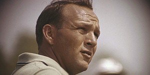 VIDEO: Arnold Palmer on 'What's My Line?' game show