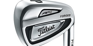 VIDEO: Titleist 714 AP2