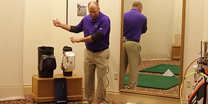 "VIDEO: ""Free Arm-Swing Drill"" with Marriott Golf Academy"