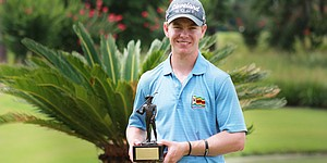 VIDEO: Players Amateur, final round