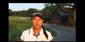 VIDEO: Hmmm . . . That's interesting at the U.S. Women's Am