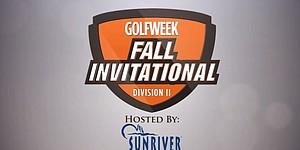 VIDEOS: Golfweek Div. 2 Fall Invitational, Day 2