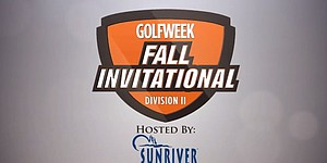 VIDEO: Golfweek Div. 2 Fall Invitational, Recap