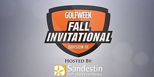 VIDEO: Golfweek Div. 3 Fall Invitational, Day 1