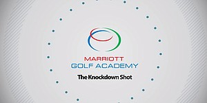 VIDEO: Marriott Golf Academy, Knockdown Shot