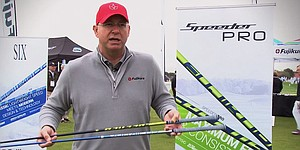VIDEO: Fujikura Speeder Pro, SIX, Speeder Evolution shafts