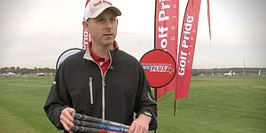 VIDEO: Golf Pride's MCC line of grips