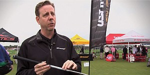 VIDEO: UST Mamiya Elements Chrome shaft line