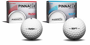 VIDEO: 2016 Pinnacle Rush, Pinnacle Soft Golf Balls