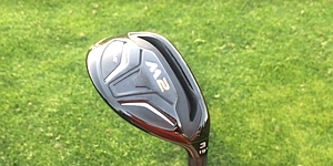 VIDEO: TaylorMade M2 Rescue
