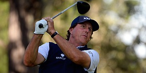 Did Phil Mickelson leak Callaway's next XR Driver?