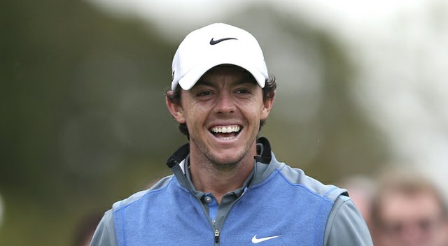 Rory Mcllory